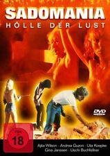 Sadomania-Hell of Lust (2016) [DVD] Ursula buchfellner * NEW & BOXED *