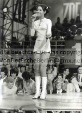 Stars: Ramona-Silver Convention - 2 photos originales vintages: Ingo BARTH