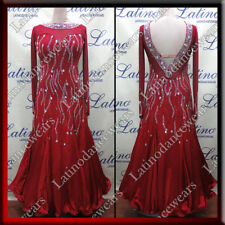 LATIN RHYTHM SALSA BALLROOM COMPETITION DANCE DRESS (ST323A)