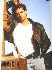 Richard Grieco / Booker / Orig. POSTER #1596 - Exc. new cond - 24 x 36""