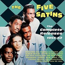 The Five Satins - Complete Releases 1954-62 [New CD]