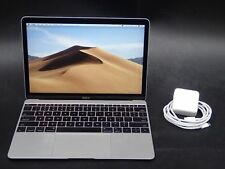 "Mint Apple MacBook Space Gray 12"" Laptop 512GB 8GB RAM - Microsoft Office 2016 !"