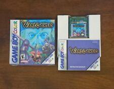 Warlocked (Nintendo Game Boy Color, 2000)