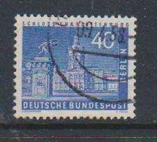 Germany (Berlin) - 1957, 40pf Charlottenberg Castle stamp - G/U - SG B142