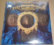 Paillard BACH Five Suites for Orchestra - RCA ARL2-2800 SEALED