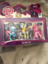 My Little Pony Spa Pony Set - 3 Character Set, Pinkie Pie, Lotus Blossom, Zecora