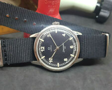 USED 1963 OMEGA SEAMASTER 30 BLACK DIAL CAL:286 MANUAL WIND MAN'S WATCH
