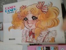 CANDY CANDY corazon yumiko igarashi   Poster  manga bruguera