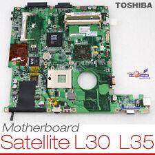 PLACA BASE TOSHIBA SATELLITE L30 L30 -115 L35 A000009000 VÍDEO ATI IXP450 012