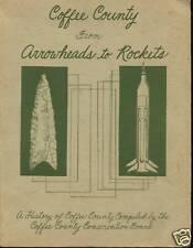 Tennessee History-Coffee County Arrowheads / Rockets