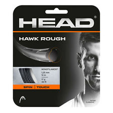 Head Hawk Rough Tennis String Set 17 / 1.25mm