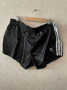 Rare Vintage Football Soccer Adidas Shorts 1980s Size L (7)