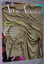Art in America Magazine, Martha Friedman, Mark Manders, Ryan Sullivan