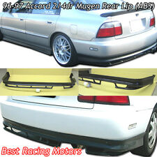 Mu-gen Style Rear Lip (ABS) Fits 96-97 Honda Accord