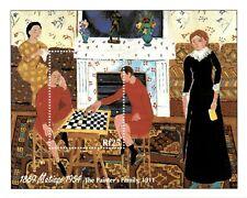 VINTAGE CLASSICS - Maldives 1942 - Matisse The Painter's Family - S/S - MNH