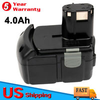4.0AH For EBM1830 Hitachi 18V BCL1815 Li-ion Battery BCL1820 BCL1830 DS18DFL USA
