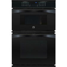 "Kenmore Elite 30""  Microwave Wall Oven Combination 49119 - Black"