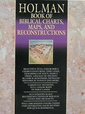 Holman Book of Biblical Charts, Maps, and Reconstructions, Good Books