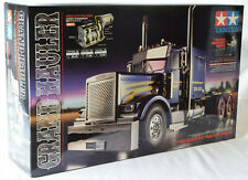 Tamiya Grand Hauler 1/14 Electric RC Semi Tractor Truck Kit 56344