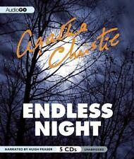Endless Night Christie, Agatha Audio CD New