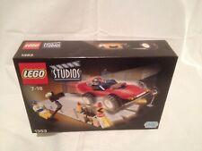 Lego Studios 1353 Car Stunt Studio NEUF 1 édition