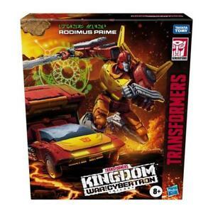 Transformers War for Cybertron Kingdom Rodimus Prime WFC-K29 Commander Class G1