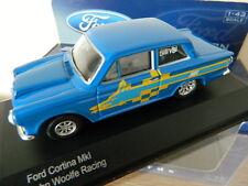 Vanguards Corgi VA07304 Ford Cortina MK1 John Woolfe Racing