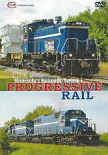 Minnesota's Railroads Volume 1 - Progressive Rail C Vision Productions DVD