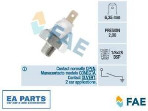 Oil Pressure Switch for FORD NISSAN FAE 12940