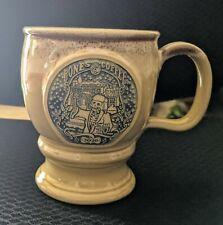 2020 Bones Coffee Christmas Egg Nog Mug Goblet Collectible Sold Out