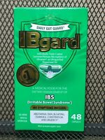 IBgard for Irritable Bowel Syndrome IBS 48 Capsules Exp February 2022 NEW IN BOX