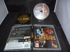 PS3 L.A. Noire Edizione Completa - per Console Sony PlayStation 3 - PAL ITA