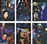 Star Wars - Galaxy Series 5 - Complete 6 Card Foil Chase Set - Topps 2010 - NM