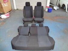 Suzuki Swift EZ COMPLETE SEATS FRONT & REAR  09/2004 TO 12/2010