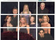 Buffy TVS Season 5 Complete Protectors Of The Key Chase Card Set K1-9