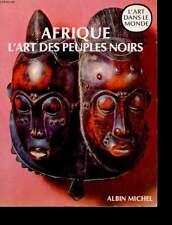 Livres, bandes dessinées et revues de non-fiction art, provenance Afrique