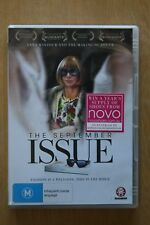 The September Issue (DVD, 2010)       Preowned (D207)