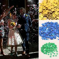 Wedding Stars Table Confetti Foil Decoration Xmas Birthday Party Festival Supply