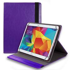Universal Tablet Tasche für 10 / 10.1 Zoll Schutz Hülle Case Cover Etui Lila