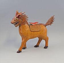 Lado cajita de secretos dragón-caballo longma china shanghai handicrafts 99839046