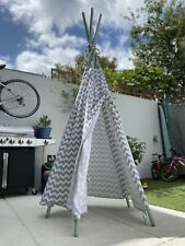 childrens teepee tent