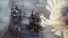 Death Korps of Krieg Grenadier Heavy Flamer Team Painted Warhammer 40k