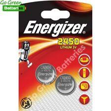Piles boutons Energizer pour équipement audio et vidéo CR2450