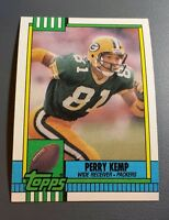 PERRY KEMP 1990 TOPPS FOOTBALL CARD # 148 B8265