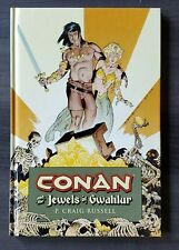 UNREAD CONAN AND THE JEWELS OF GWAHLUR DARK HORSE COMICS NO NM #2