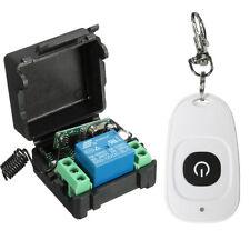 Funk Wireless Relais RF 12V 10A HF-Fernbedienung Schalter Sender +Empfänger