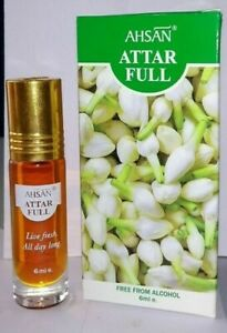 Ahsan Attar Full Stay fresh and vibrant all day For Men
