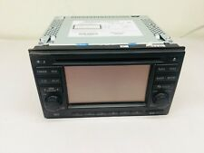2012 Nissan Juke Radio CD Disk Player Navigation 259151JU0A