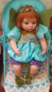 """Reborn Fairy Doll Pixie Girl 19"""" Toddler."""
