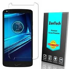4X Motorola Moto Droid Turbo 2 - Clear Screen Protector Guard Shield Saver Cover